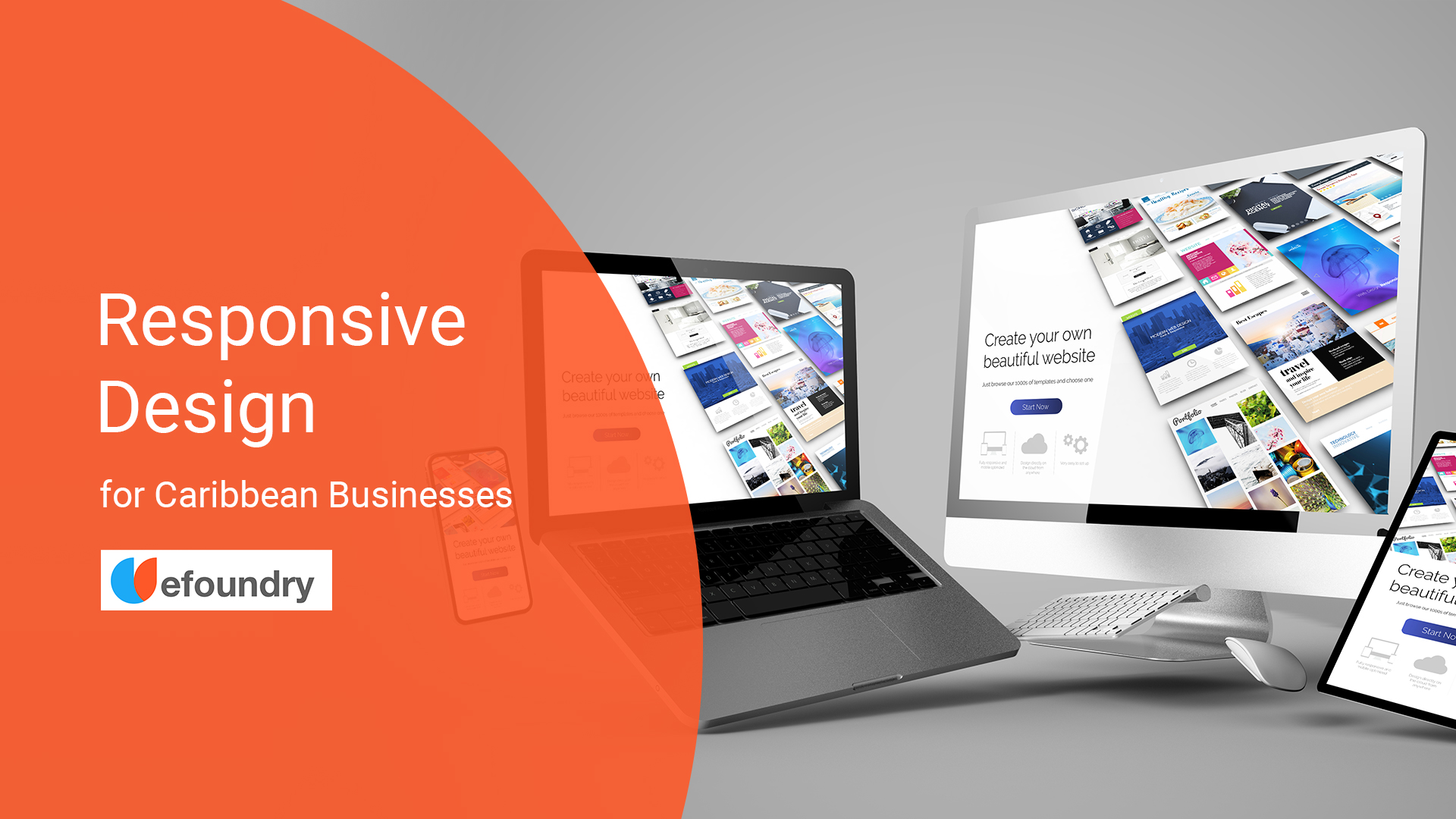 Responsive Web Design for the Caribbean Business